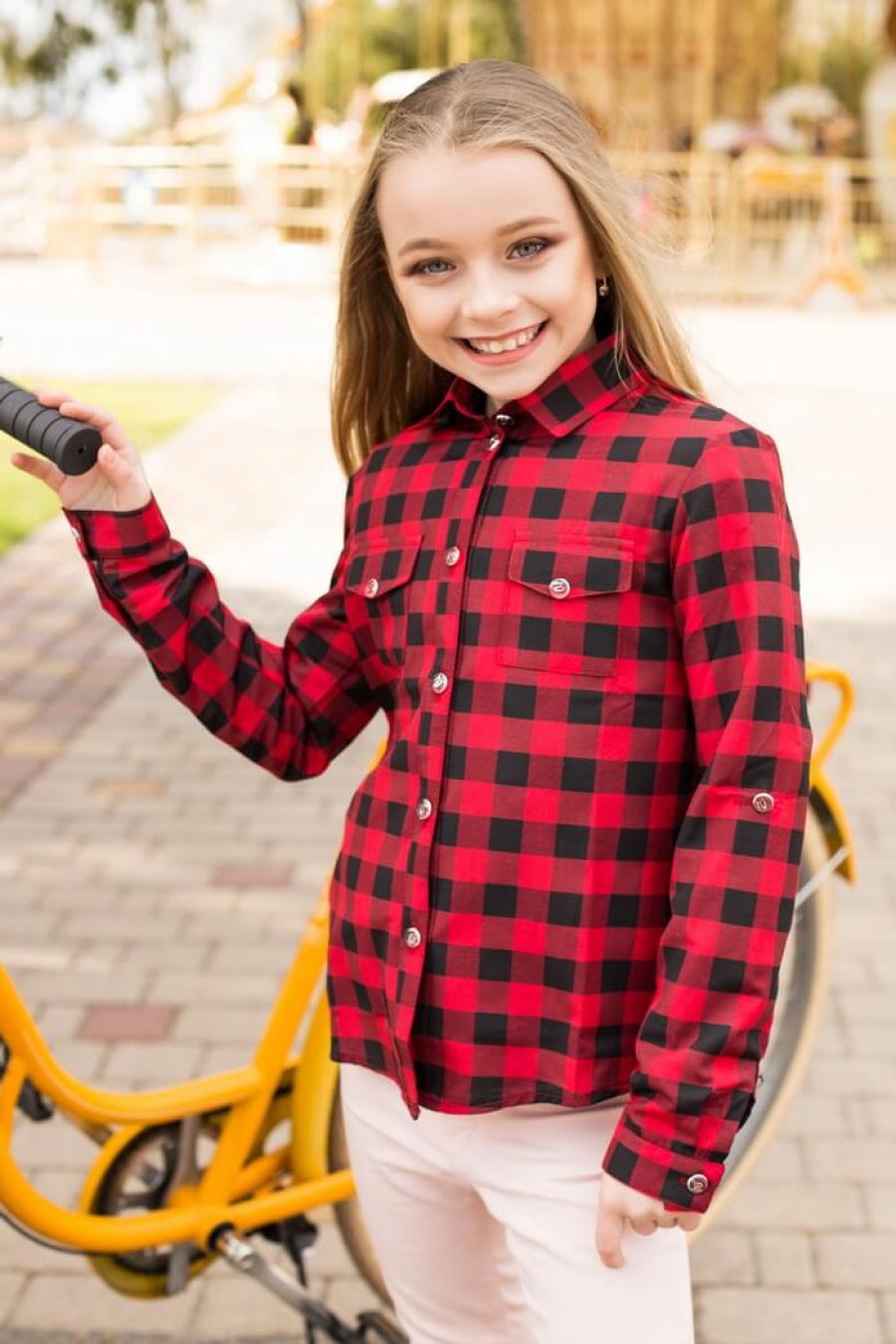 Помощь при выборе рубашек: как угодить юной моднице