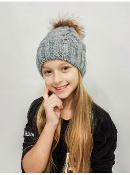 Фото шапка «аллегро» (с флисом)