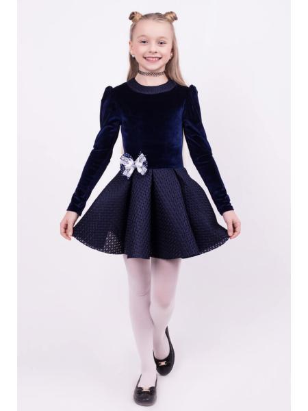 платье школьное «кв-2» изображение