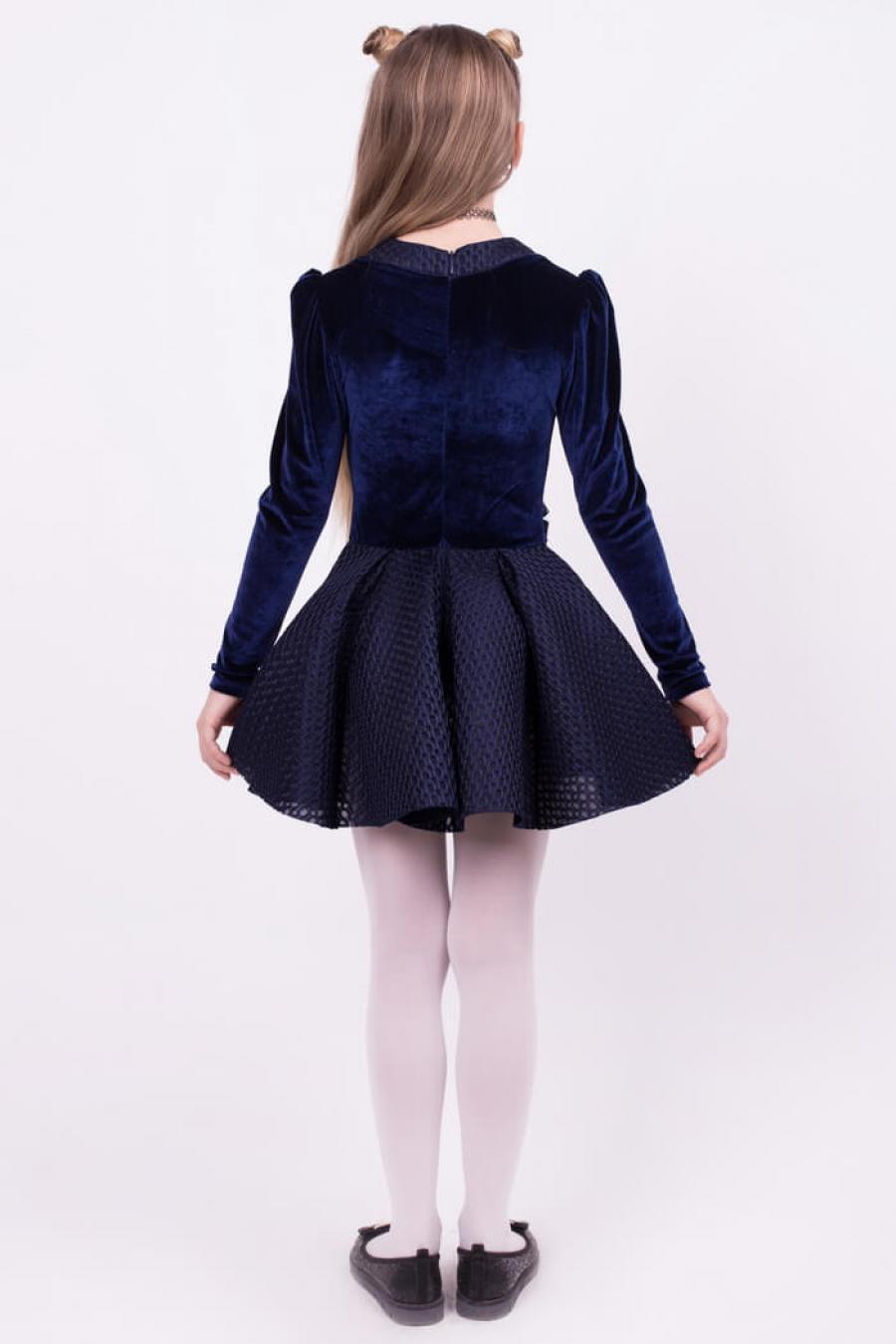 Купить Школьное Платье Для Девочки
