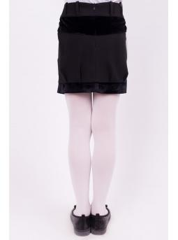 Фото школьная юбка «k-14»