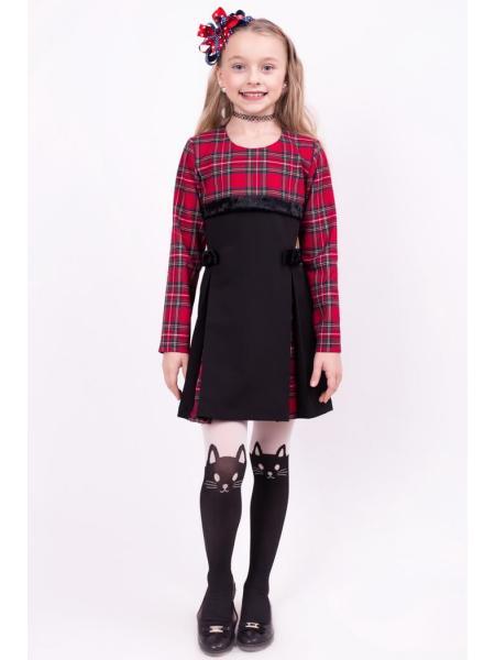 Платье школьное К-9