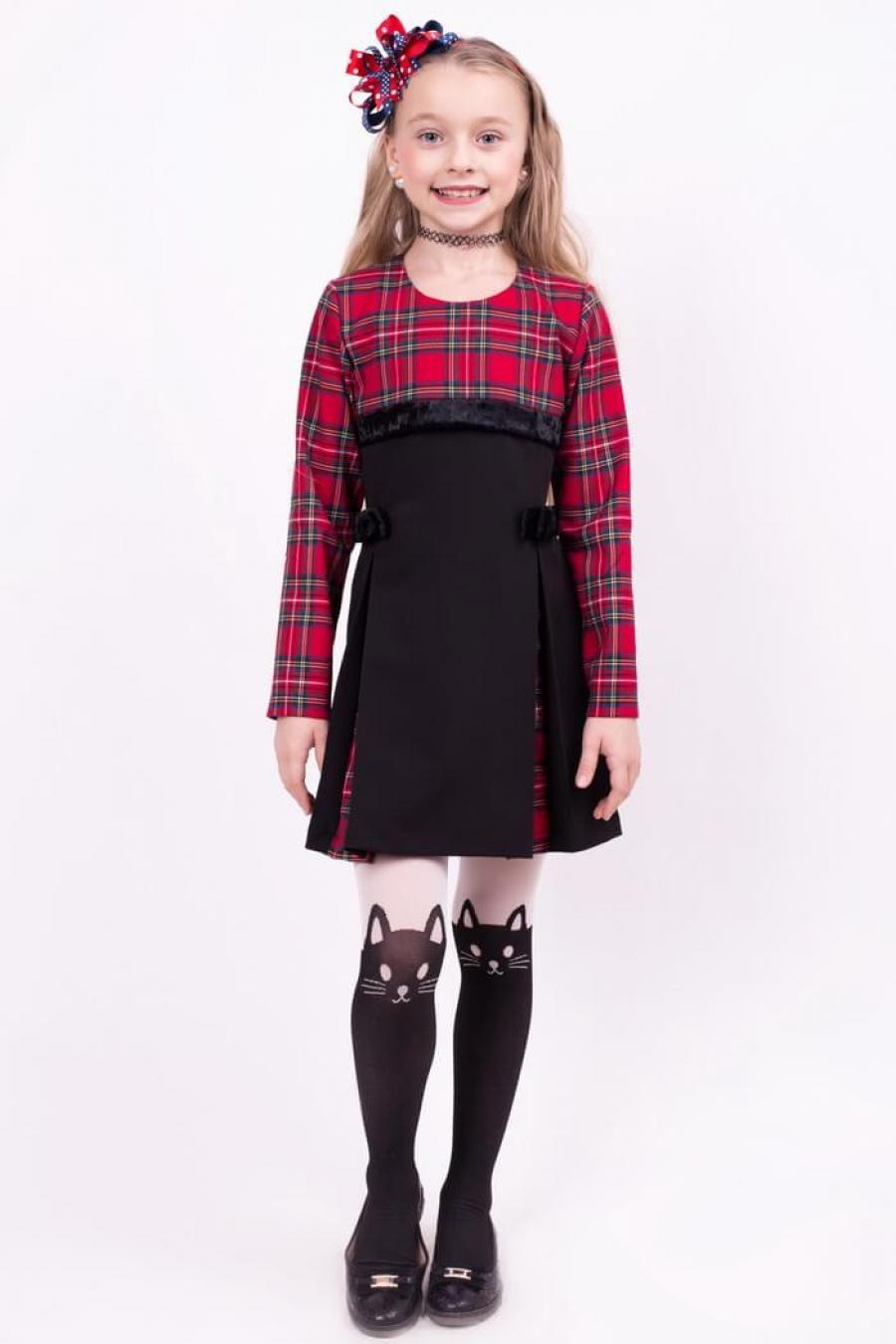 Платье школьное для девочки «к-9»