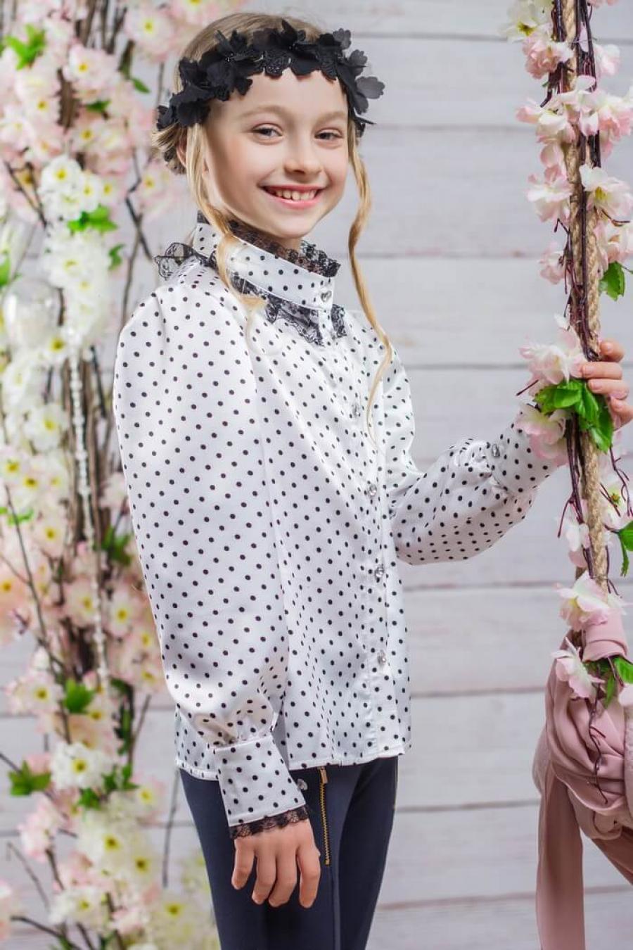 Купить девочке блузку