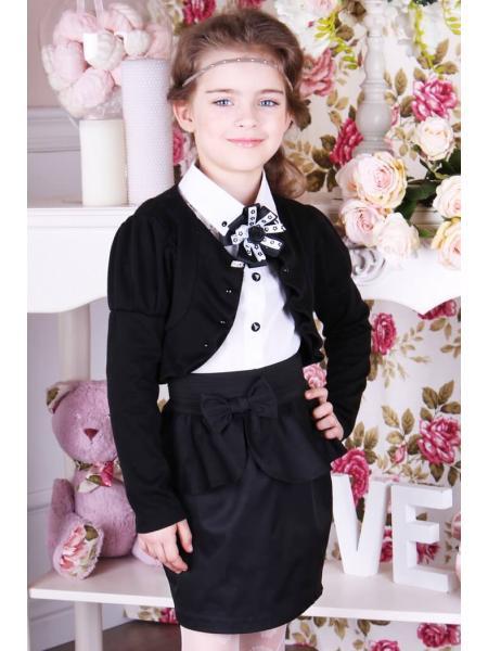 Школьная юбка Баска опт цена от производителя
