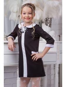 Школьное платье для девочки sh13
