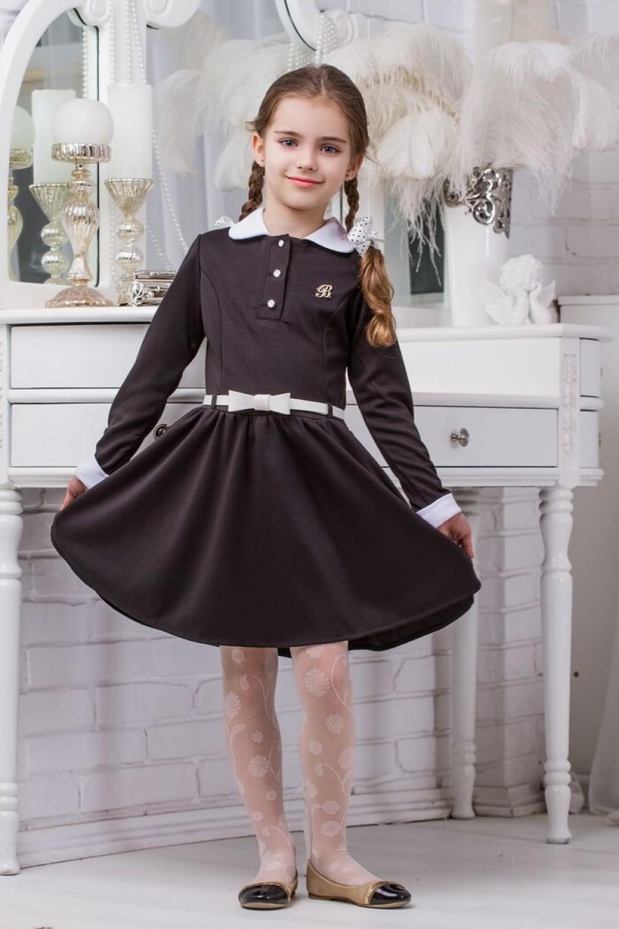 Платье Школьное Купить Недорого