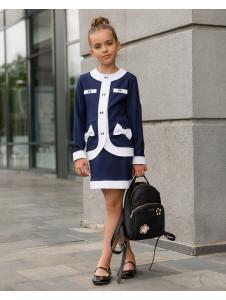 Школьный костюм для девочки sh15