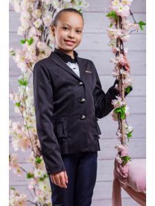 Школьный пиджак для девочки sh20