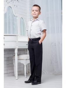 Школьная рубашка для мальчика sh30