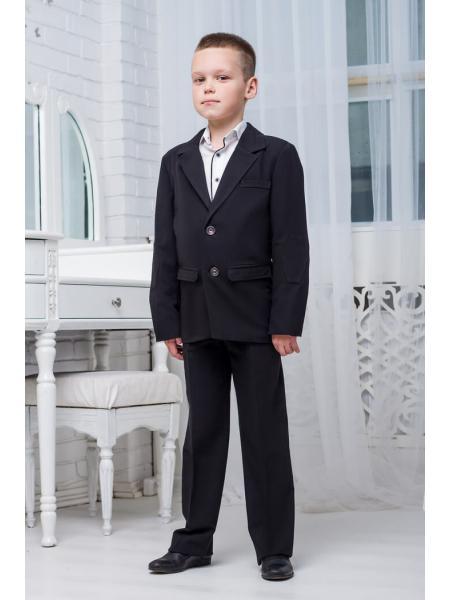 Школьный костюм для мальчика изображение