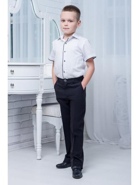 Школьные брюки для мальчика sh29