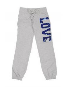 Спортивные штаны для девочки LOVE