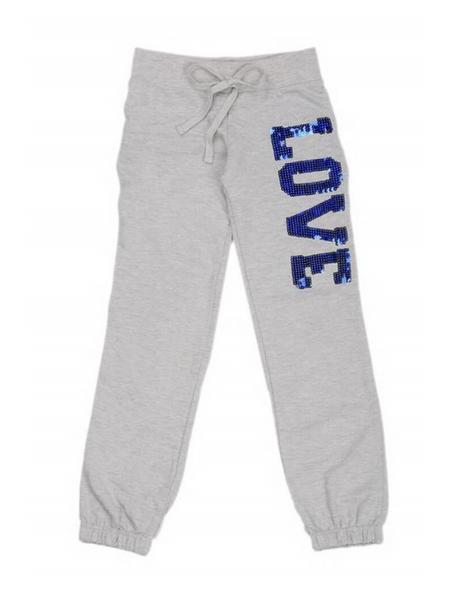 Спортивные штаны для девочки LOVE фото
