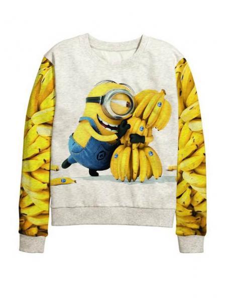 Детский свитшот Бананы