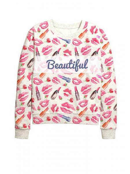 Детский свитшот Beautiful опт цена от производителя