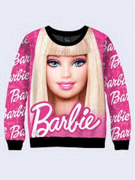 Детский свитшот Barbi изображение