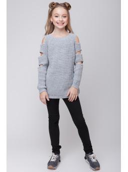 Фото свитер «бусинка»