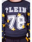 Детский свитшот для мальчика Plein