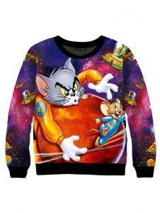 Детский свитшот для мальчика Tom and Jerry