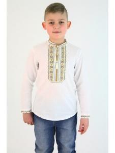 Детская вышиванка для мальчика Дубочок Бавовна
