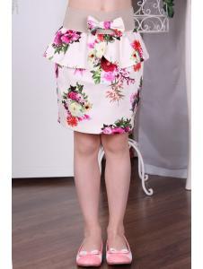 Детская юбка Баска