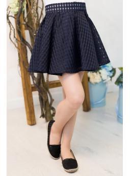 Фото школьная юбка «kn-2»