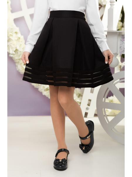 школьная юбка для девочки «sh-63» изображение