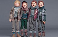 Особенности детской демисезонной одежды