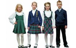 Школьная форма – это модно