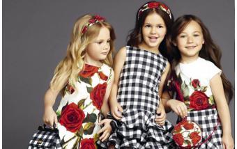 Модные тренды детской одежды весна-2017