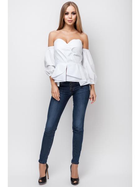 Блузка «волан» изображение