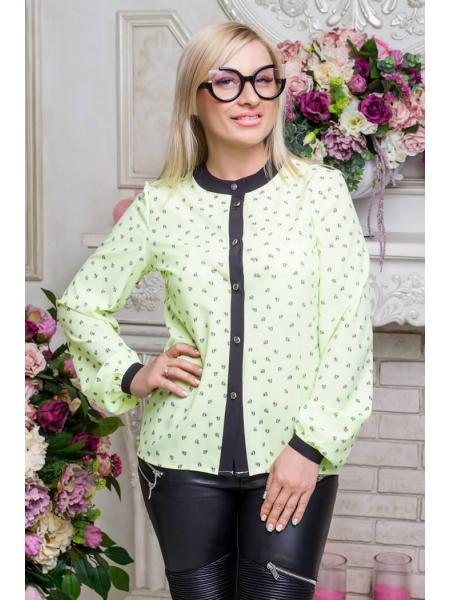 Блузка женская shw19 изображение