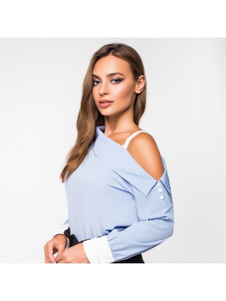 Блуза Асимметрия «Софт-2» изображение
