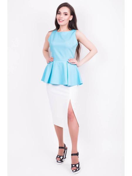 Женский деловой костюм Do-4 опт цена от производителя