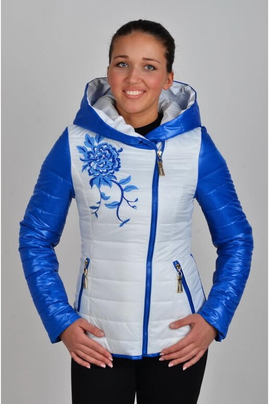 Купить демисезонную куртку женскую