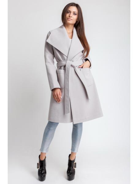 пальто осеннее женское «dop-2» изображение