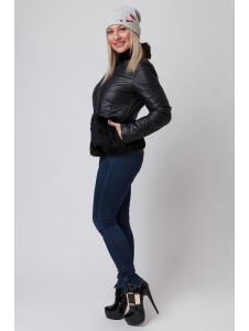 куртка женская зимняя «мех»