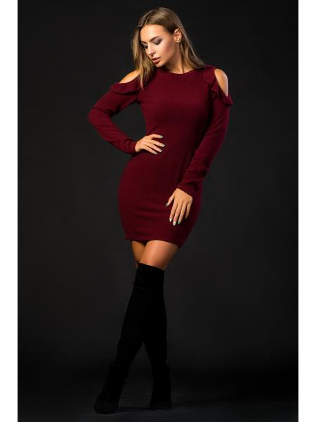 Платье ангоровое мини опт цена от производителя