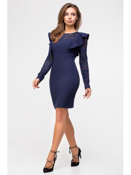 Платье Креп-костюмка опт цена от производителя