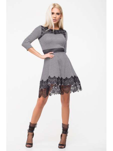 Платье Лапка опт цена от производителя