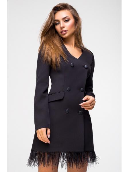 Платье-жакет  опт цена от производителя