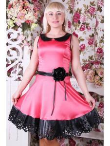 платье женское «перфорация»