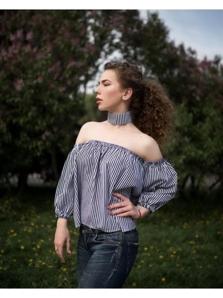 Рубашка для женщин Do-16 опт цена от производителя