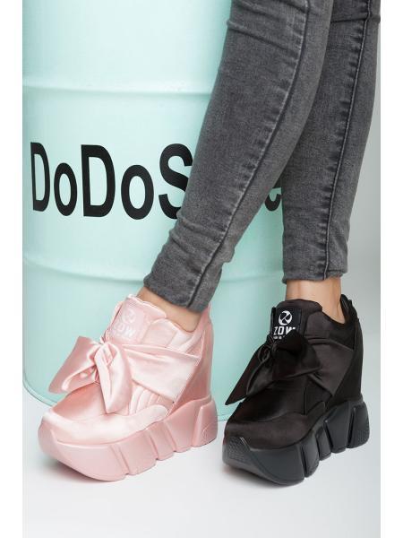 Туфли на платформе женские Do 1