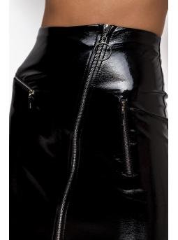 Фото юбка «лак»