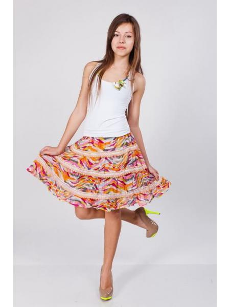 Женская юбка BR-11 фото