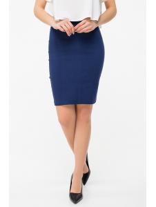 женская юбка карандаш коттон-стрей